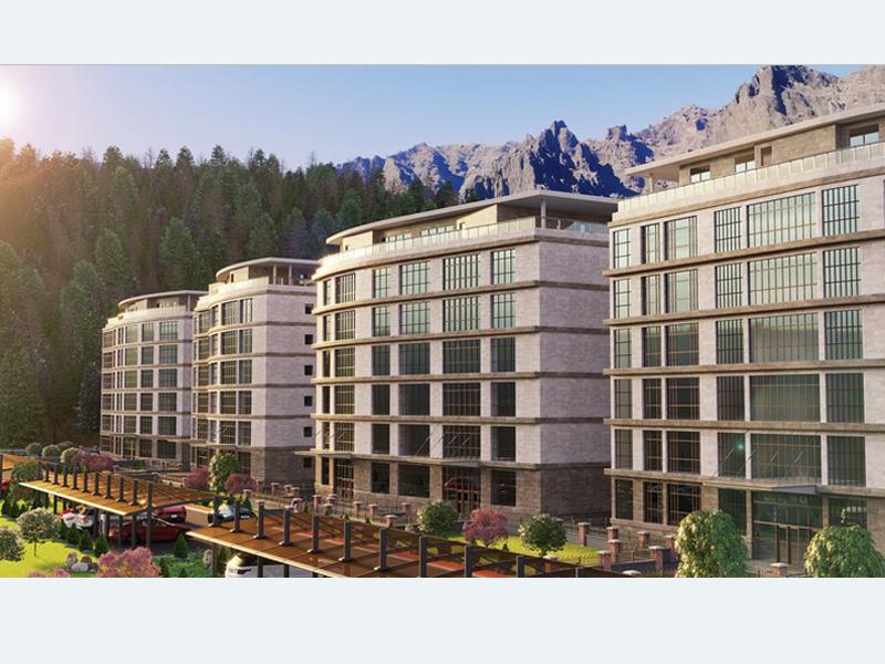 Multifunctional-residential-complex-Sakura_